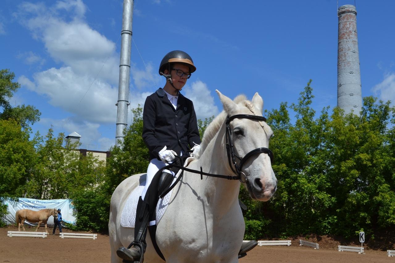 Чемпионат и Первенство РБ по конному спорту среди лиц с ПОДА - паралимпийская выездка