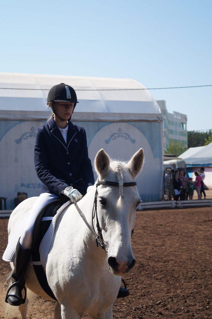 Первенство Кировского р-на по конному спорту