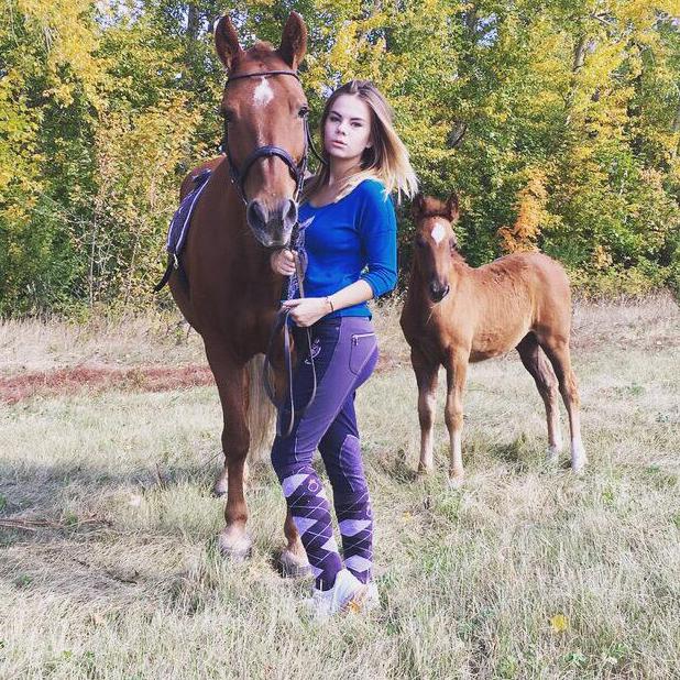 Давыдова Наталья Михайловна - Инструктор по иппотерапии, тренер по выездке и конкуру